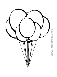 Small Picture Best Balloon Coloring Pages 90 In Picture Coloring Page with