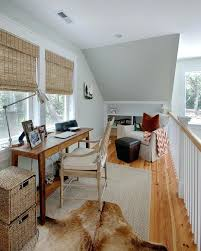 Loft home office Nook How To Decorate Loft Loft Home Office How To Decorate Loft Space Home Office Tropical With Built In Elle Decoration Loft Conversion Nestledco How To Decorate Loft Loft Home Office How To Decorate Loft Space