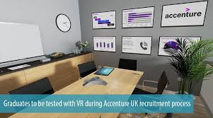 2019 02 06 110656322 graduates to be tested with vr during accenture uk recruitment process jpg