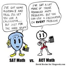 Act To Sat Math Conversion Chart Act Vs Sat Ultimate Guide To Choosing The Right Test