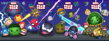 discuss marvel tsum tsum ic connecting variant covers