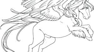 Beautiful Ideas Pegasus Coloring Page With Free Pages For Adults To