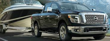 How Much Can The 2017 Nissan Titan Tow