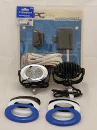 Lumalinks Garage Lighting Blinglights Compatible Ducati St2 St3 St4 Led Auxiliary Flood Lights Lamps Kit