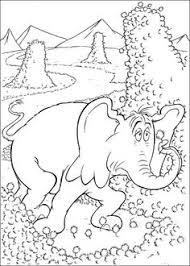 coloring page horton dr