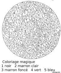 Coloriage Magique Dessin Coloriage Gratuit Maths En Ligne Magiqu