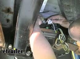 trailer wiring harness installation 2001 gmc sonoma etrailer trailer wiring harness installation 2001 gmc sonoma etrailer com