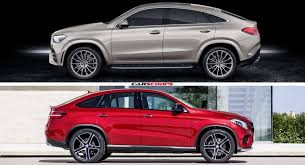 Since autumn 2015 the model family has borne the name gle. 2020 Mercedes Gle Coupe Vs Predecessor An Upgrade Worth Making Carscoops