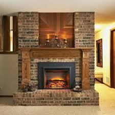 fireplace insert insulation elegant fireplace accessories luxury propane fireplace