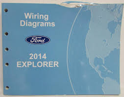 2014 ford explorer electrical wiring diagrams manual ford ikon electrical wiring diagram at Ford Electrical Wiring Diagrams
