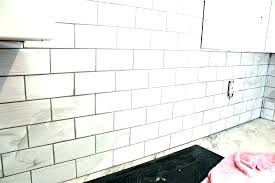 backsplash grout sealer no grout tile grout a surprising white subway tile color grout a surprising white subway no grout tile glass tile backsplash grout
