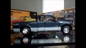 1/18 & 1/24 pickup trucks & suv. Diecast Model MY COLLECTION. - YouTube