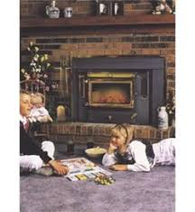 Coal Stoves: Model 983 Coal Fireplace Insert | Old House Web