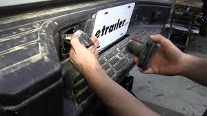 installation of a pollak twist in trailer connector on a 2012 gmc installation of a pollak twist in trailer connector on a 2012 gmc sierra etrailer com