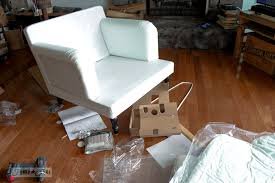 assembling an ikea stocksund chair an easy assembly and super comfy funkyjunkinteriors