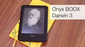 Обзор <b>электронной книги Onyx BOOX</b> Darwin 3 - YouTube