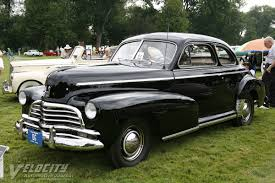 1946 Chevrolet Fleetmaster coupe information