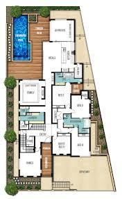Small Picture undercroft garage home designs perth ground floor Vloerplanne