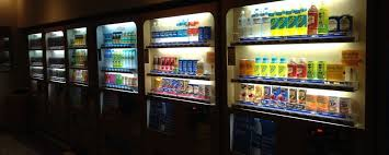 Who Invented The Vending Machine Enchanting Historic Fun Facts About Vending Machines BEVCO Service Inc