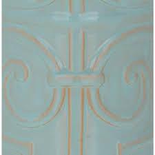 safavieh imperial scroll light aqua