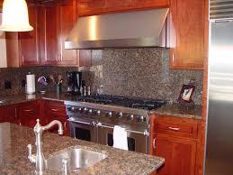 Cherry Shaker Kitchen Cabinets Natural Cherry Shaker Kitchen Cabinets Dark Cherry Wood Kitchen