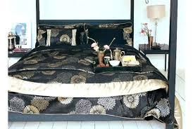 black and gold bedding black and gold duvet cover stylish bedeck zen bedding set in black black and gold bedding