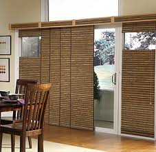 sliding door panel blinds. Melhanna® Panel Track Shades Are Popular For Large Windows And Expansions Of Glass. Sliding Door Blinds