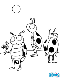 Small Picture Ladybug coloring pages Hellokidscom