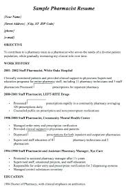 Sample Pharmacist Cover Letter Sample Pharmacist Letter Template 7 ...