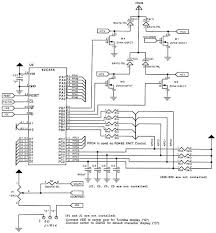 appendix d qvga schematics qed board pia and high current drivers microcontroller interface schematic