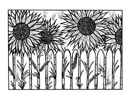 Small Picture Free Flower Coloring Pages for Adults Moms and Crafters