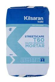 kilsaran t60 is a rapid setting high strength bedding mortar designed for the bedding of ironworks as part of the department of transport part 4 hd 27 94