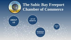 Sbma Organizational Chart The Subic Bay Freeport Chamber Of Commerce Updated By Yna