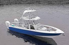 Boat Rocket Launcher Design Top Fishing Tenders Yachting