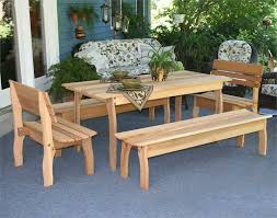 Selecting Wood For Outdoors  Eden Makers Blog By Shirley BovshowCedar Wood Outdoor Furniture