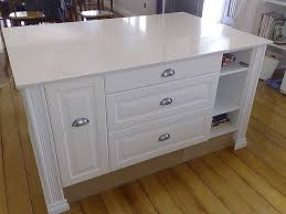 diy kitchen island using ikea cupboards i will be remodeling my