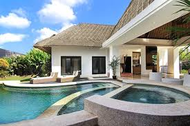 3 Bedroom Villa In Seminyak Simple Inspiration Design