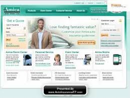 Amica Insurance Quote Mesmerizing Amica Insurance Company Review Free Quotes Pricing Info
