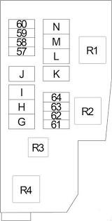 nissan altima 2013 2018 fuse box diagram auto genius nissan altima fuse box diagram engine compartment