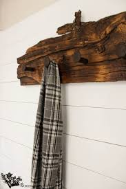 Train Coat Rack Delectable Railroad Spike Wall Hook Rack The Wood Grain Cottage