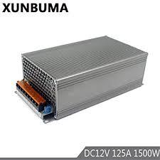 Switching switch Power Supply DC 12V 125A 1500w ... - Amazon.com