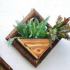 Flowers Vases Nordic Wall Wood Vase <b>Plant</b> Dried Floral Holder ...