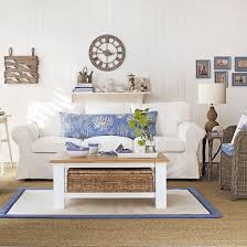 37 Sea And Beach Inspired Living Rooms   DigsDigs  Pinterest