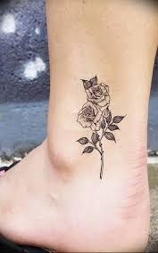 фото красивые тату на щиколотке 12082019 015 Beautiful Ankle