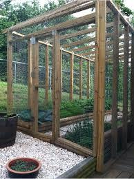 screened garden enclosures designs