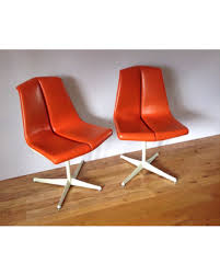 knoll chairs vintage. Modren Chairs Pair Vintage Knoll Chairs Richard Schultz Side 60s Inside N