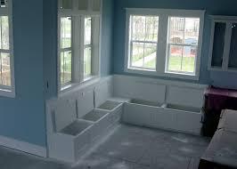 cool kitchen nook bench with storage 8 small seating design house charming kitchen nook bench with storage