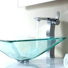 wall mount vessel sink bathroom glass bowl sink medium size of glass vessel sink installation woodland wall mount vessel sink
