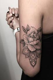Flower Tattoo 10 Tipů Na Originální Tetování A Významu Anews24info