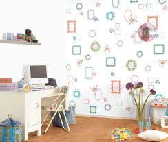Kids Bedroom Wall Decor Bedroom Modern Interior Bedroom For Kids Feature White Wall